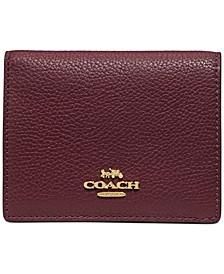 Ott Colorblock Small Snap Wallet