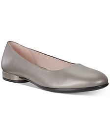 Ecco Women's Anine Ballerina Flats