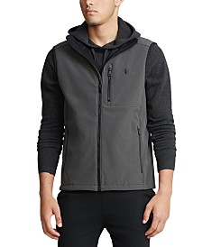 Polo Ralph Lauren Men's Stretch Soft-Shell Vest