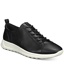 Women's Flexure Runner Lace-Up Sneakers