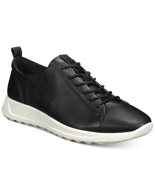 Ecco Women's Flexure Runner Lace-Up Sneakers