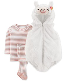 Carter's Baby Boys & Girls 3-Pc. Little Llama Costume