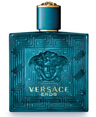 Men's Eros Eau de Toilette Spray, 3.4 oz.