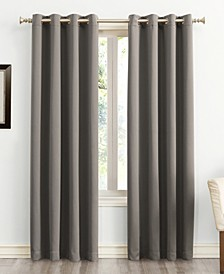 "Saxon 54"" x 95"" Blackout Curtain Panel"