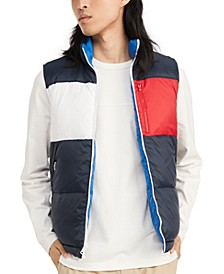 Men's Flag Vest, Created For Macy's
