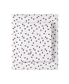 Lacoste Raster Standard Pillowcase Pair