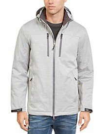 Men's Burnt Point Waterproof Breathable Parka Jacket