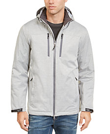 Hi-Tec Men's Burnt Point Waterproof Breathable Parka Jacket