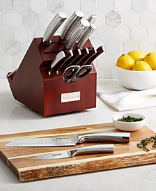 15-Pc. Classic Rotating Block Cutlery Set, Created for Macy's