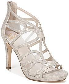 Maryanne City Evening Dress Sandals