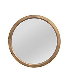 Stratton Home Decor Maddie Wood Mirror