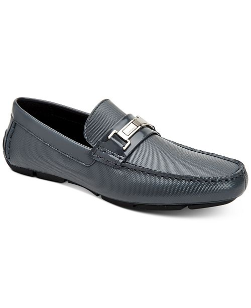 Calvin Klein Men's Karns Driving Loafers