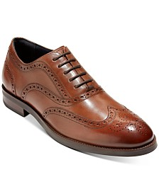 Cole Haan Men's Lewis Grand Wingtip Oxford