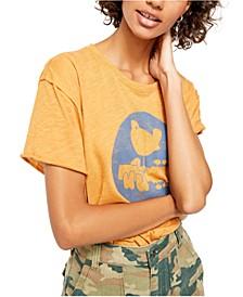 Woodstock Clarity Ringer T-Shirt