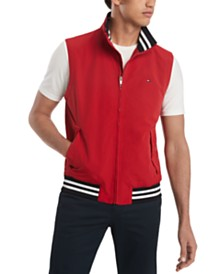 Tommy Hilfiger Men's Regatta Vest, Created For Macy's