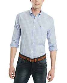 Men's Riley Classic-Fit Check Shirt