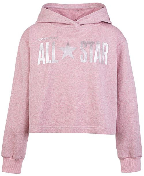 Converse Big Girls All Star Hoodie