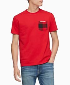 Calvin Klein Jeans Men's Buffalo Pocket T-Shirt
