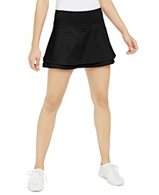 Perforated Tiered Skort, Created for Macy's