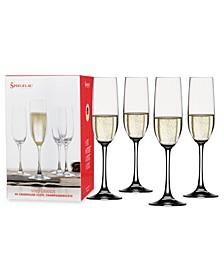 6.3 Oz Vino Grande Champagne Glass Set of 4