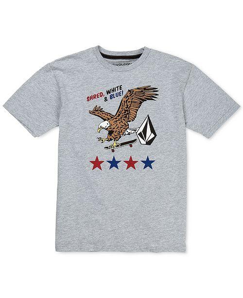 Volcom Toddler & Little Boys Eagle-Print T-Shirt