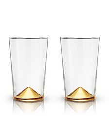 Belmont Pointed Cocktail Tumblers