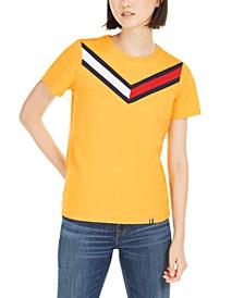 Varsity-Stripe T-Shirt