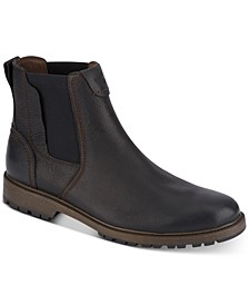 Men's Sanders Waterproof Casual Chelsea Boots