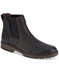 Men's Sanders Waterproof Casual Chelsea Boots