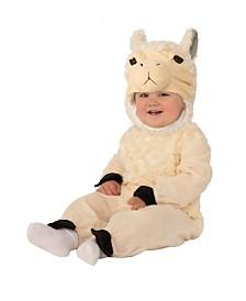 BuySeasons Llama Infant-Toddler Costume