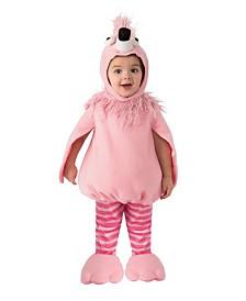 BuySeasons Flamingo Infant-Toddler Costume