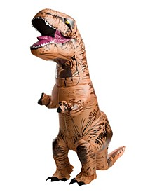 Big Boys and Girls Jurassic World Teen T - Rex Inflatable Costume