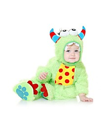 BuySeasons Little Monster Madness Infant-Toddler Lime