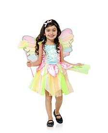 BuySeasons Rainbow Princess Fairy Infant-Toddler Costume