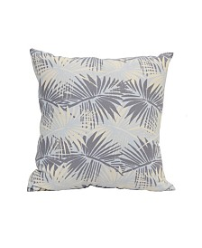 Stratton Home Decor Tropical Palm Pillow