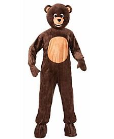 BuySeasons Bear Mascot Teen Costume