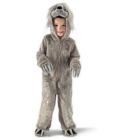 Big Boys and Girls Swift the Sloth Costume