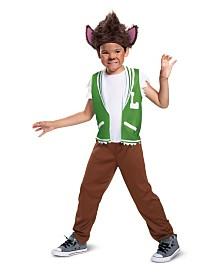 BuySeasons Super Monsters Lobo Howler Classic Toddler Costume
