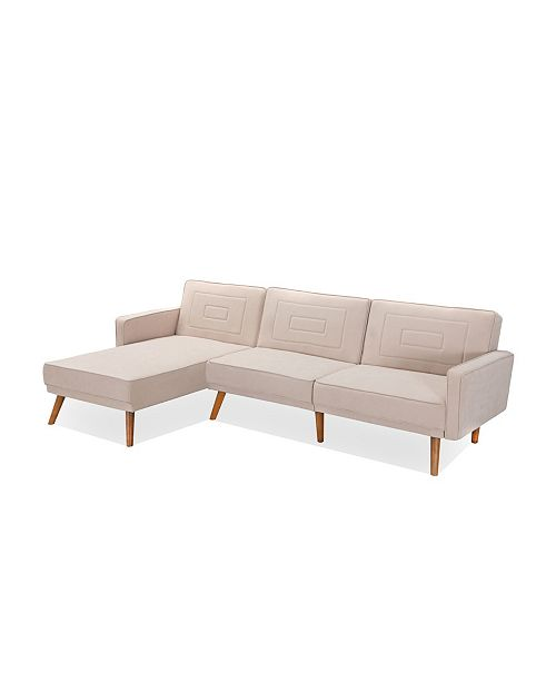 Ventura Convertible Sectional Sofa Bed