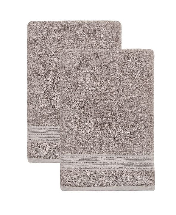 OZAN PREMIUM HOME Cascade Bath Towel 2-Pc. Set