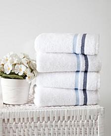 Bedazzle Hand Towel 4-Pc. Set