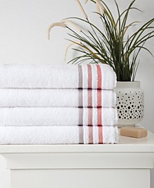 Bedazzle Bath Towel 4-Pc. Set