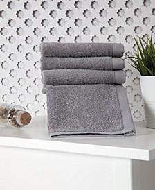 Horizon Washcloth 4-Pc. Set