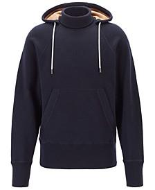 BOSS Men's Balfeo Hooded Sweater