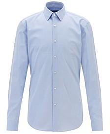 BOSS Men's Isko Checked Slim-Fit Shirt