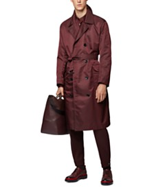 BOSS Men's Loup Relaxed-Fit Coat