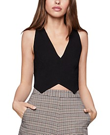 Tie-Back Crop Top