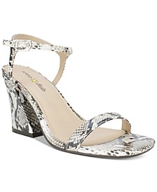 Carina Sandals, Created for Macy's
