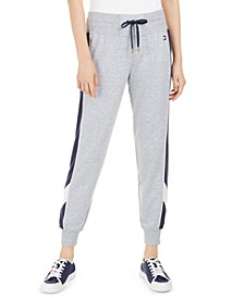 Tapered Colorblocked Sweatpants