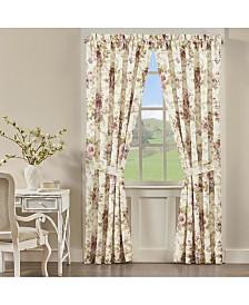 "Chambord Lavender 84"" Window Panel Pair"
